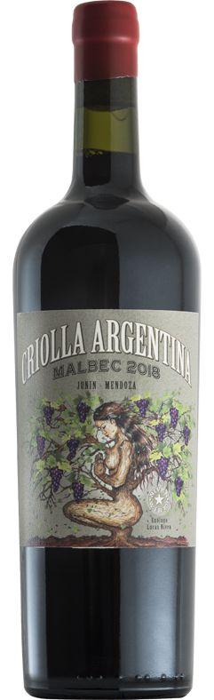 Criolla Argentina Malbec 750 ml