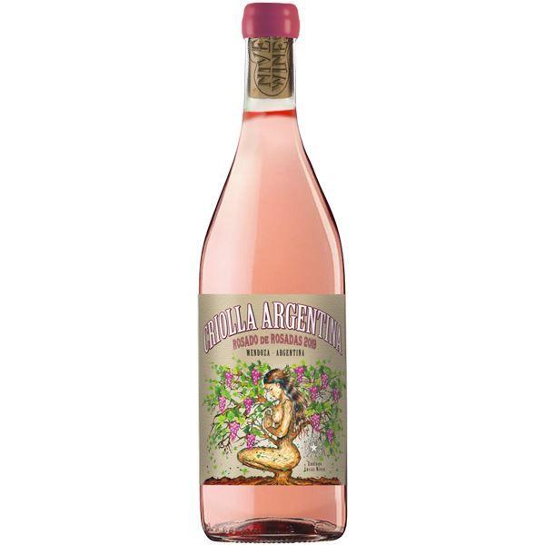 Criolla Argentina Rosado de Rosadas 750 ml