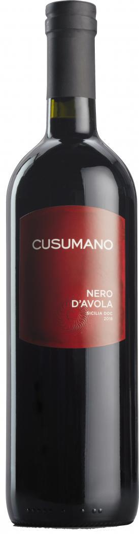 Cusumano Nero d'Avola DOC 750 ml