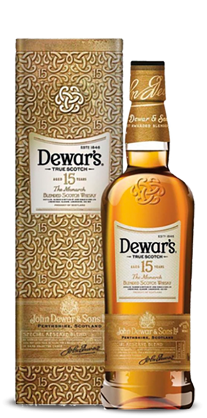 Whisky Dewar's 15 Anos 750 ml