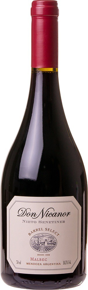 Don Nicanor Malbec Barrel Select 750 ml