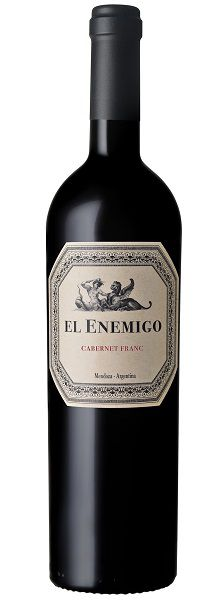 El Enemigo Cabernet Franc 750 ml