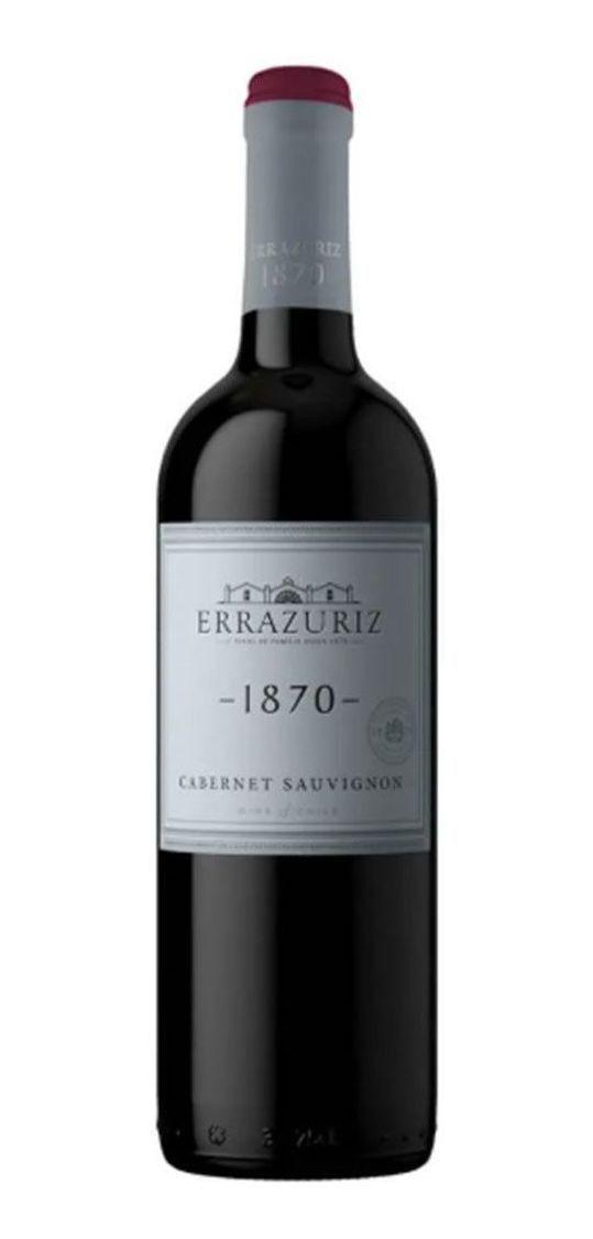 Errazuriz 1870 Cabernet Sauvignon 750ml