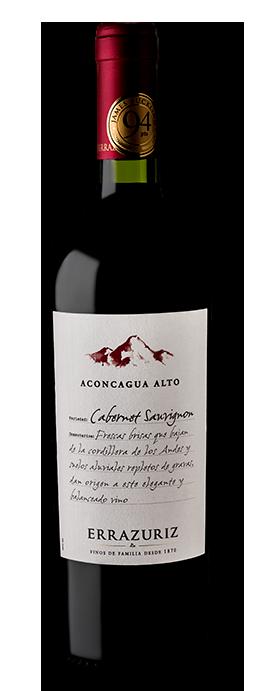 Errazuriz Aconcagua Alto Cabernet Sauvignon 750 ml