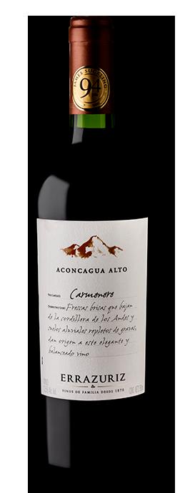 Errazuriz Aconcagua Alto Carménère 750 ml
