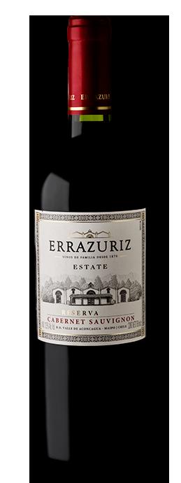 Errazuriz Estate Series Cabernet Sauvignon Reserva 750 ML