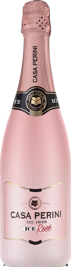 Espumante Casa Perini ICE ROSÉ 750 ml