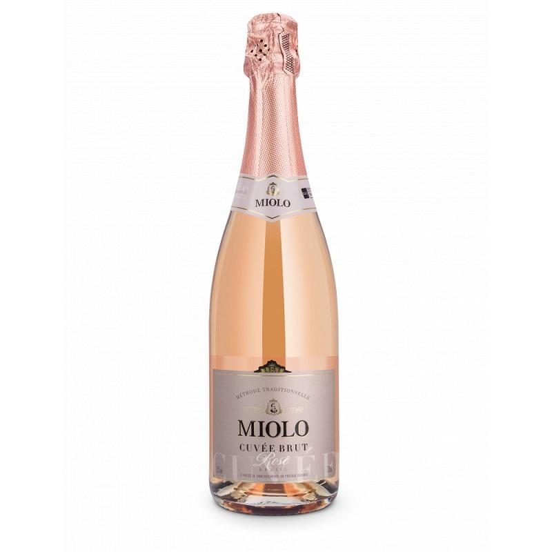 Espumante Miolo Cuvée Brut Rosé 750ml