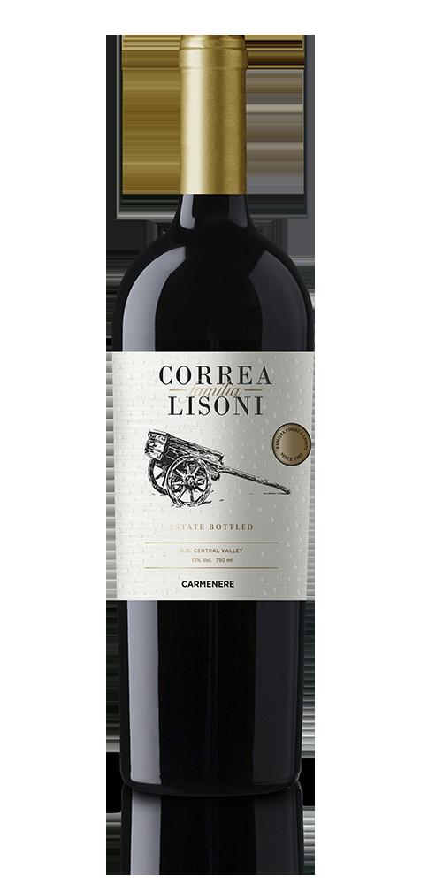 Familia Correa Lisoni Carmenere 750 ml