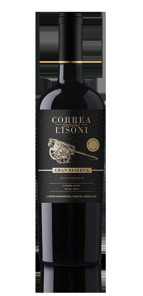 FAMILIA CORREA LISONI GRAN RESERVA 750 ml