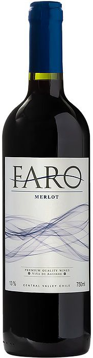 Faro Merlot 750 ml