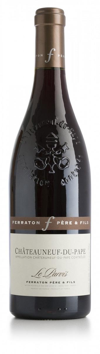 Ferraton Châteauneuf du Pape le Parvis 750 ml