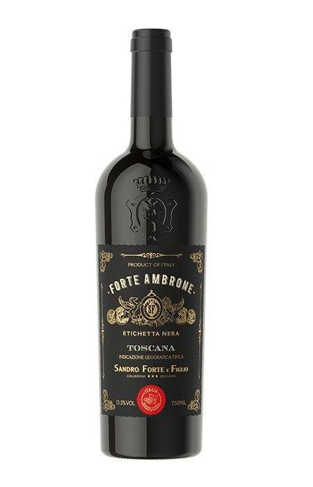 Forte Ambrone Etichetta Nera IGT Toscana 750 ml