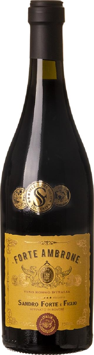 Forte Ambrone Vino Rosso d Itália 750 ml