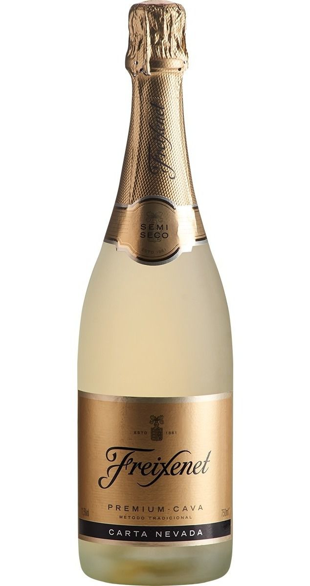 Freixenet Carta Nevada Semi Seco 750 ml