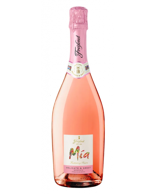 Freixenet Mia Delicate & Sweet Moscato Rosé 750 ml