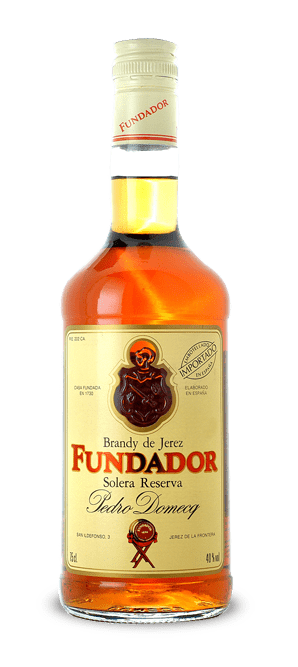 Fundador Brandy 750 ml