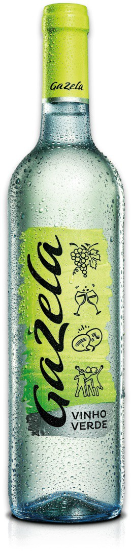 Vinho Verde Gazela Branco 750 ml