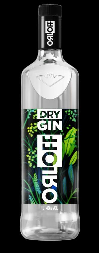 Gin Orloff 1000 ml