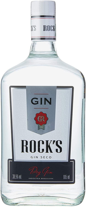 Gin Rocks Seco 995 ml