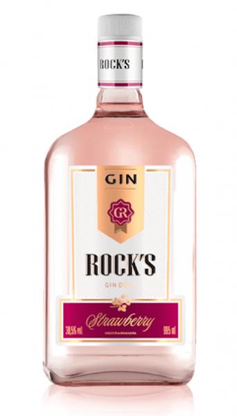 Gin Rocks Strawberry 995 ml
