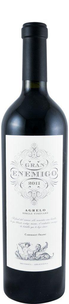 Gran Enemigo Agrelo Cabernet Franc  750 ml