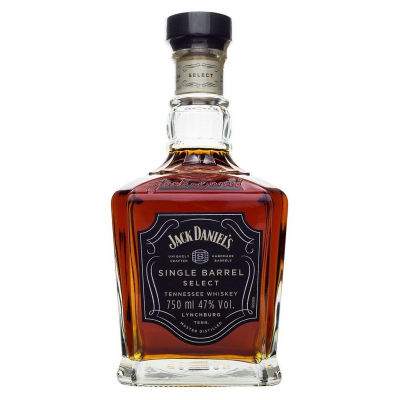 Jack Daniels Single Barrel 750 ml