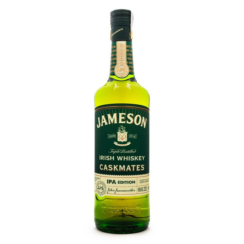 Jameson Caskmates Ipa 750 ml
