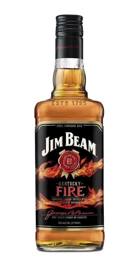 Jim Beam Fire 1000 ml