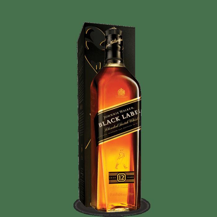 Johnnie Walker Black Label 750 ml