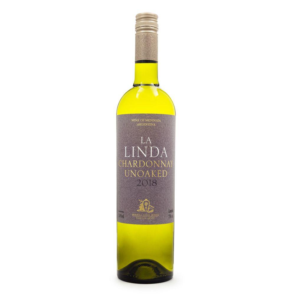 Luigi Bosca La Linda Chardonnay Unoaked 750 ml