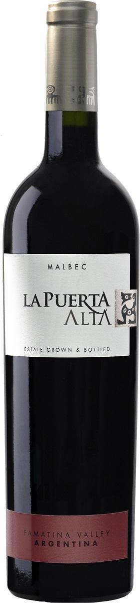La Puerta Alta Malbec 750 ml