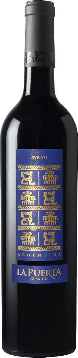 La Puerta Clássico Syrah 750 ml