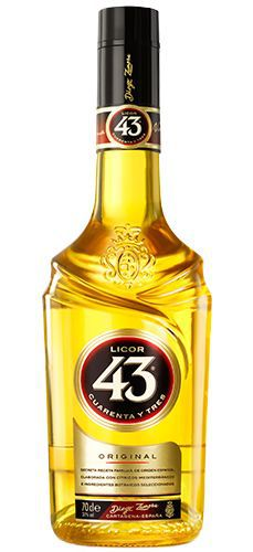 Licor 43 Espanhol Diego Zamora 700 ml