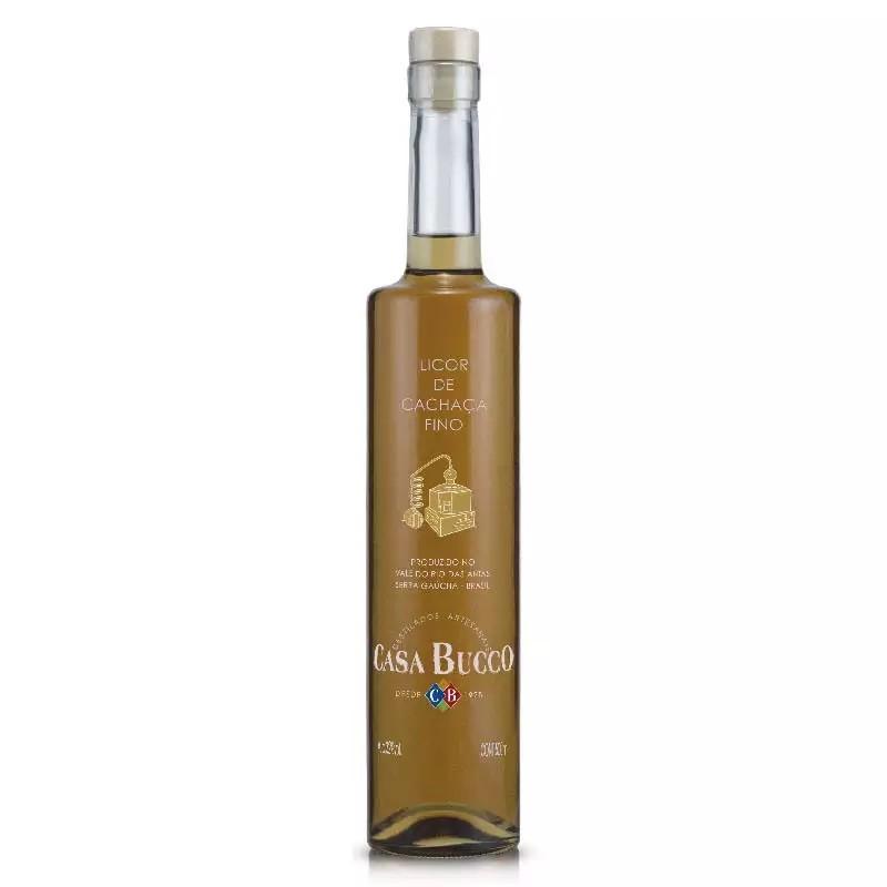 Licor De Cachaça Casa Bucco 500 ml