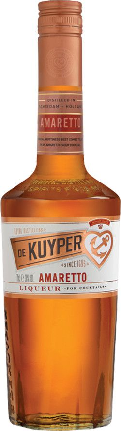 Licor De Kuyper Amaretto 700 ml