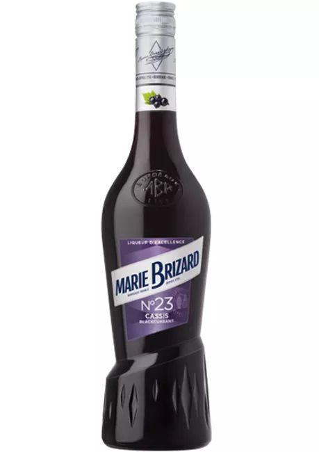 Licor Marie Brizard Creme Cassis N°23 700 ml