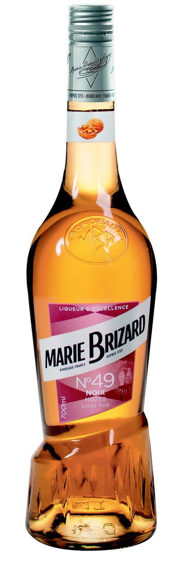 Licor Marie Brizard Nozes Nº49 - 700 ml