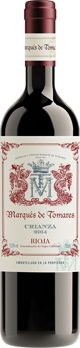 Marqués de Tomares Crianza 750 ml
