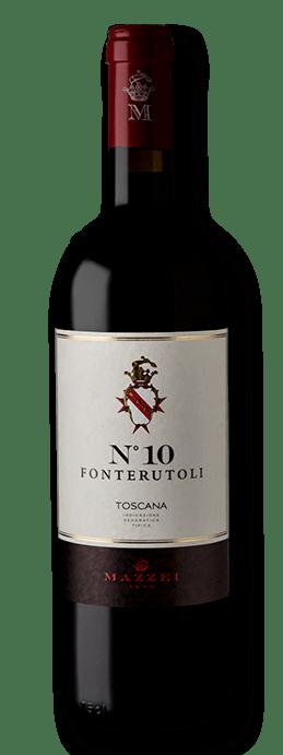 Mazzei Fonterutoli N°10 Toscana IGT 750mL