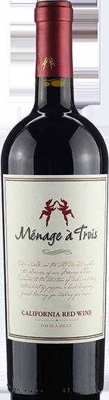 Ménage à Trios Red Wine 750 ml