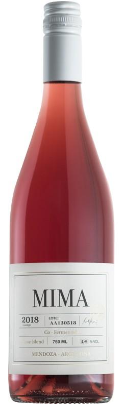 MIMA - Rosé BLEND (Malbec, Tempranillo e Torrontes) 750 ml