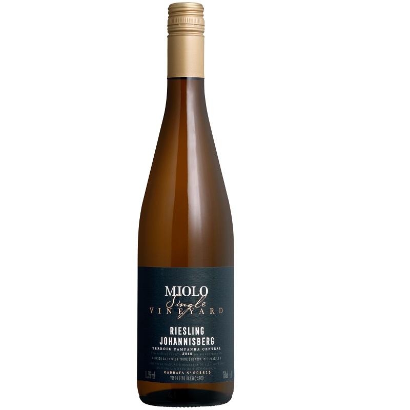 Miolo Single Vineyard Riesling Johannisberg 750 ml