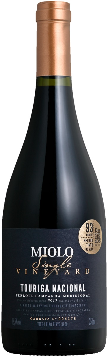 Miolo Single Vineyard Touriga Nacional 750 ml
