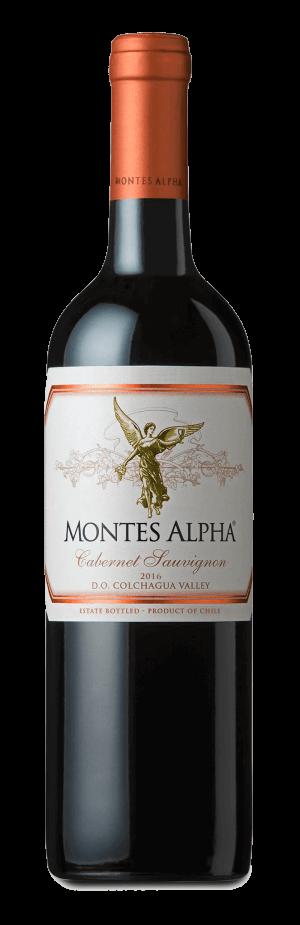 Montes Alpha Cabernet Sauvignon 750 ml