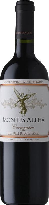 Montes Alpha Carmenère 750 ml