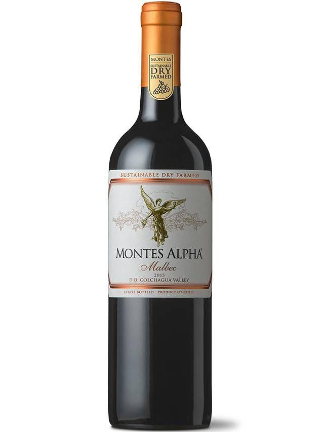 Montes Alpha Malbec 750 ml