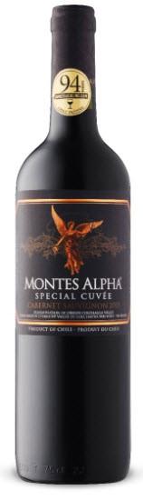 Montes Alpha Special Cuvee Cabernet Sauvignon 750 ml