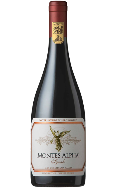 Montes Alpha Syrah  750 ml