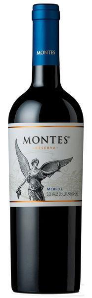 Montes Classic Series Reserva Merlot 750 ml